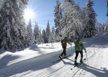 Ski rando PMB ©OT Combloux