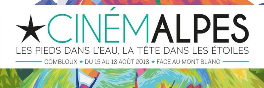 CINÉMALPES : LE CINÉMA LES PIEDS DANS L'EAU FACE AU MONT-BLANC