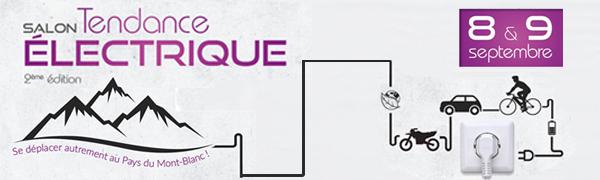 Salon Tendance Electrique : l'événement branché du Pays du Mont-Blanc