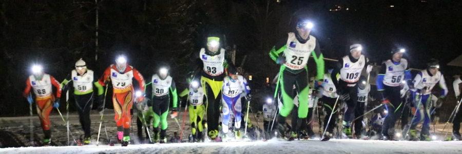 130 coureurs ont pris le départ de La Crève-Coeur vendredi soir