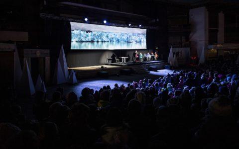 Une participation exceptionnelle à la seconde représentation du Grand Spectacle des Légendes de Combloux