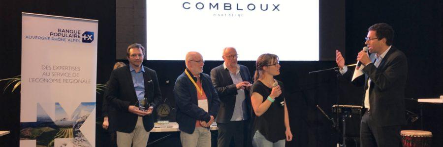Combloux remporte le premier prix de l'événementiel en station