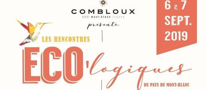Deux soirées exclusives pour les 1ères Rencontres ECO'Logiques du Pays du Mont-Blanc