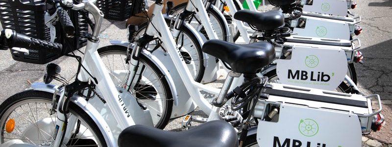 Combloux lance la première station de vélos à assistance électrique en libre-service au Pays du Mont-Blanc