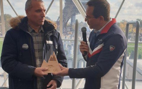 Combloux remporte le prix de meilleure station pour le ski de randonnée