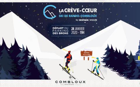 La Crève-Cœur, rendez-vous incontournable des passionnés de ski de randonnée
