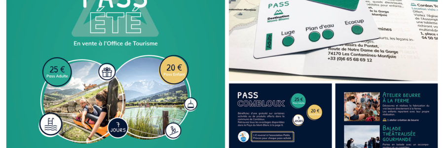 Un séjour à la carte grâce au Pass Combloux Destination Mont-Blanc